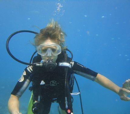 PADI Certified Scuba Diving Mauritius