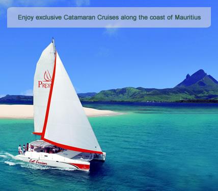 Catamaran Cruises - Mauritius